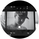 RADIO SLAVE - Vision (Front Cover)
