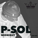 DJ P-SOL - Midnight (Front Cover)