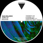 DAS ORLANDO - Honey EP (Front Cover)
