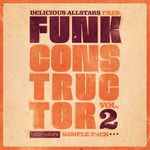 Delicious Allstars: Funk Constructor 2 (Sample Pack WAV/APPLE/LIVE/REASON)