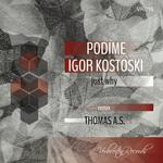 IGOR KOSTOSKI - Just Why (Front Cover)