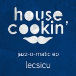 LECSICU - Jazz-O-Matic (Front Cover)