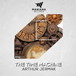 ARTHUR JERMAK - The Time Machine (Front Cover)