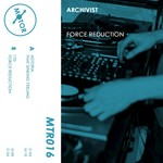 ARCHIVIST - Force Reduction (Front Cover)