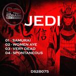 JEDI - Samurai (Front Cover)