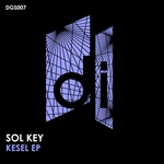 SOL KEY - Kesel EP (Front Cover)