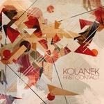 KOLANEK - First Contact (Front Cover)