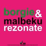 BORGIE - Rezonate (Front Cover)