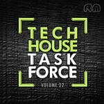 VARIOUS - Tech House Task Force Vol 22 (Front Cover)