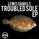 LAVVY LEVAN - Troubled Sole EP (Front Cover)