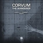 CORVUM - The Wanderer (Front Cover)