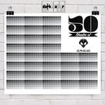 50 Shades Of Grigio