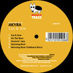 AKYRA - Cut & Sew (Back Cover)