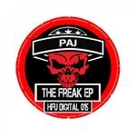 PAJ - The Freak (Front Cover)