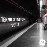 VARIOUS - Tekno Station Vol 1 (Front Cover)