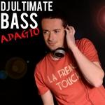 DJ ULTIMATE BASS - Adagio (Front Cover)