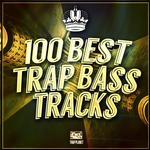 VARIOUS - 100 Best Gold Trap & Bass Tracks (Front Cover)
