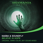 NAEBA/SOUNDFLY - Believe In Hope (Front Cover)