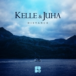 KELLE/JUHA - Distance (Front Cover)