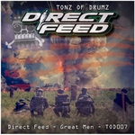 DIRECT FEED - Great Men (Front Cover)