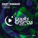 DANY DAZANO - Chariklo (Front Cover)
