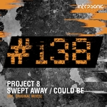 PROJECT 8 - Swept Away E.P (Front Cover)