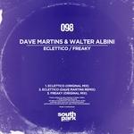 WALTER ALBINI/DAVE MARTINS - Eclettico EP (Front Cover)