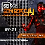 NI-21 - Shattered Sky (Front Cover)