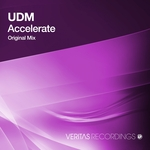 UDM - Accelerate (Front Cover)