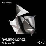 RAMIRO LOPEZ - Whispers EP (Front Cover)