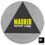 MAURID - Distant Lands 432Hz (Front Cover)