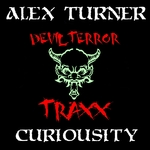 ALEX TURNER - Curiousity (Front Cover)