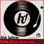 ALEK SOLTIROV - Burning (Front Cover)