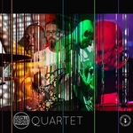 GLOWPEOPLE - Quartet (Front Cover)