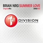 BRIAN NRG - Summer Love (Front Cover)