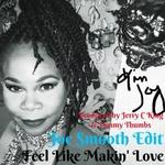 KIM JAY - Feel Like Makin' Love (Front Cover)