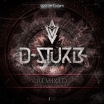 D STURB - Remixed (Front Cover)