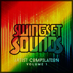 VARIOUS - Swing Set Sounds/Artist Compilation (Front Cover)