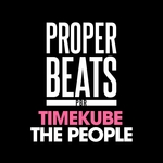 TIMEKUBE - The People (Front Cover)