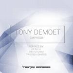 TONY DEMOET - Cmprssr-1 (Front Cover)