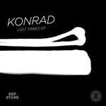 KONRAD - Lost Tribes EP (Front Cover)