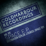 MR PIT - Space EP (Front Cover)