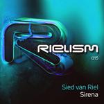 SIED VAN RIEL - Sirena (Front Cover)