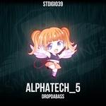ALPHATECH_5 - DROPDABASS (Front Cover)