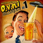 VARIOUS - OVNI Breakfast Vol 1 (A Full Big Glass) (Front Cover)