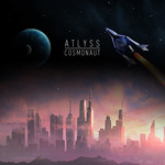 ATLYSS - Cosmonaut EP (Front Cover)