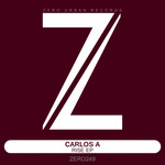 CARLOS A - Rise EP (Front Cover)
