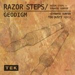 GEODIGM - Razor Steps (Front Cover)