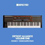 Defected: Detroit Alliance Vol 1 (Sample Pack WAV/APPLE)