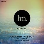 JOACHIM PASTOR - Reykjavik (Front Cover)